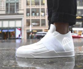 Sepatu Custom dengan Teknologi Canggih