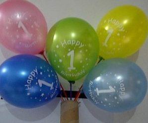 Balon Sablon Murah