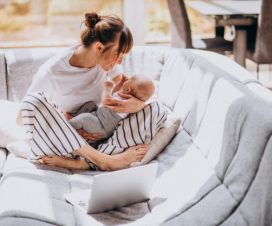 working_mother_with_her_baby