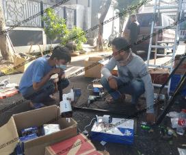 Harga Pemasangan Paket CCTV 4 kamera di Jakasetia Bekasi Selatan
