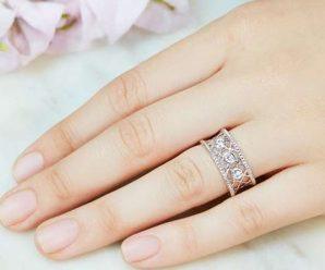 Ciri Khas Cincin Berlian Asli yang Wajib Anda Pelajari