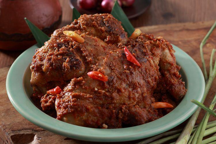 Cara Membuat Resep Ayam Cincane Khas Kalimantan