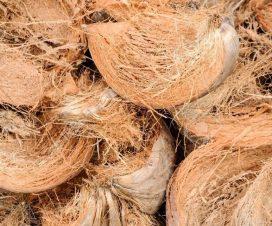 cara membuat kerajinan dari sabut kelapa