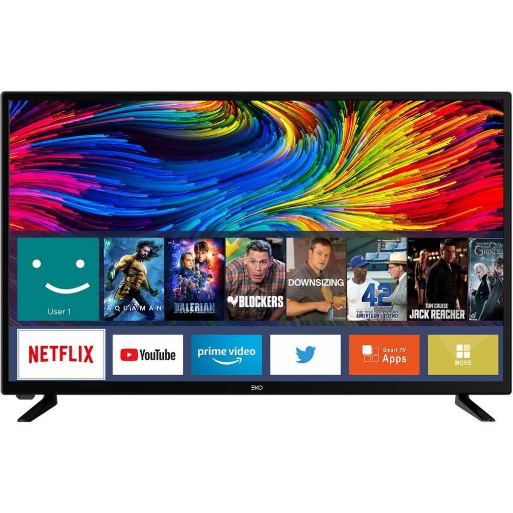 perbedaan smart tv dan led tv
