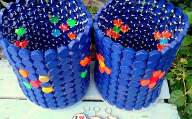 11 Kerajinan Dari Sampah Plastik!