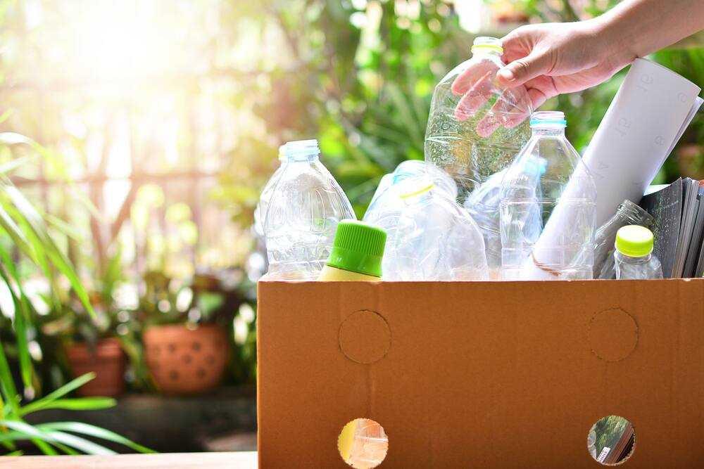 cafa mendaur ulang sampah plastik